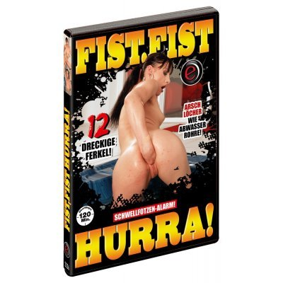 DVD Fist.Fist Hurra