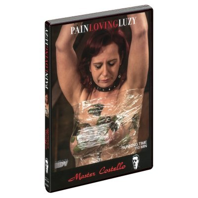DVD Pain Loving Luzy