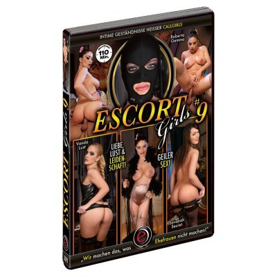 DVD Escort Girls #9