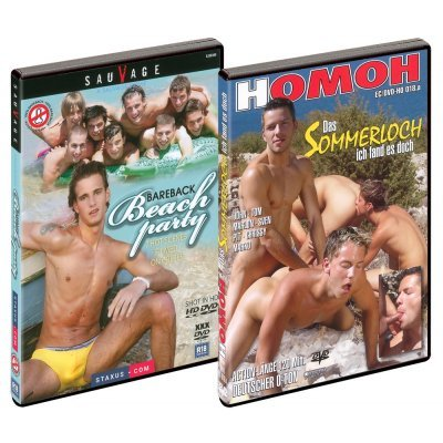 DVD Package Homo