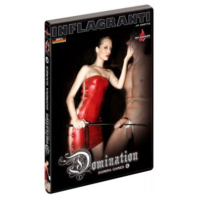 DVD Domina Games 6 Domination