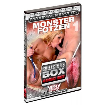 DVD Monster Fotzen 1
