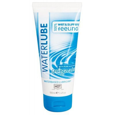 HOT Water Lube Springwater 100