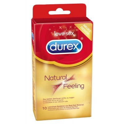 Durex Natural Feeling x 10