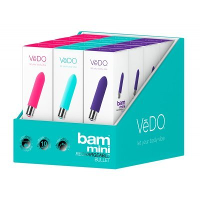 Bam Mini Display 12 pcs.