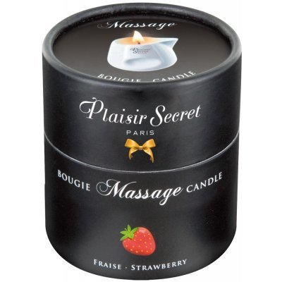 Massage Candle Strawberry 80ml