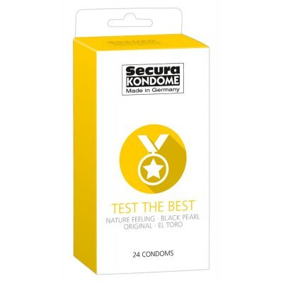 Secura Test the Best 24