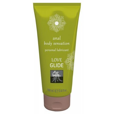 Shiatsu Love Glide Anal 100 ml