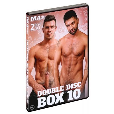 2 DVDs Macho Mayhem Box 10