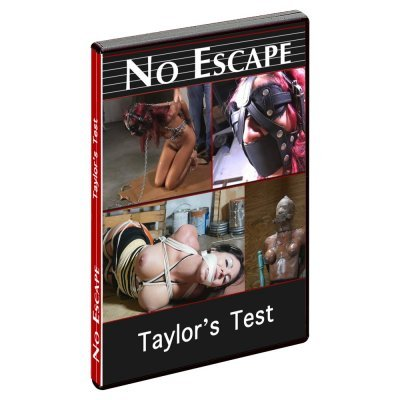 DVD No Escape-Taylor?s Test