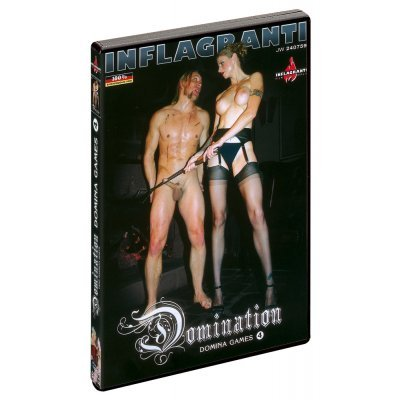 DVD Domina Games #4 Domination