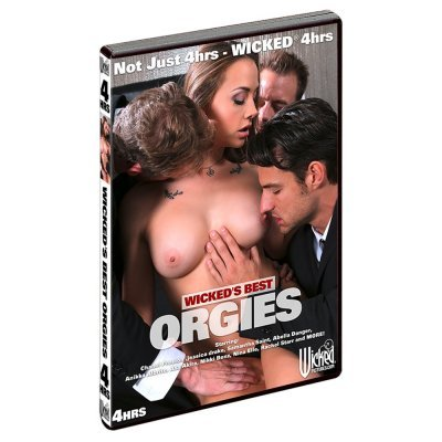 DVD Wicked's Best Orgies