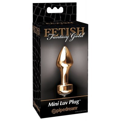 FFS Gold Mini Luv Plug Gold