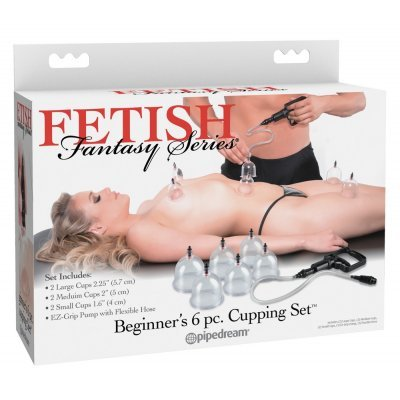 FFS Beginners Cuppin Set 6 pc.