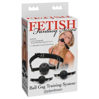 FFS Ball Gag Training System