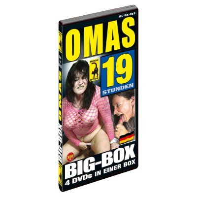 DVD Big Box Omas 4 DVDs