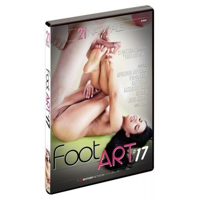 DVD Foot Art #17